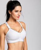 woman-wears-white-front-zipper-sports-bra