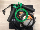 Adjustable-Jump-Rope-Fight-Diva-green