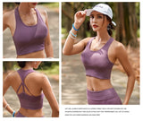 Women-workout-Sports-Bra-purple-season