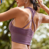 vWomen-workout-Sports-Bra-purple-season