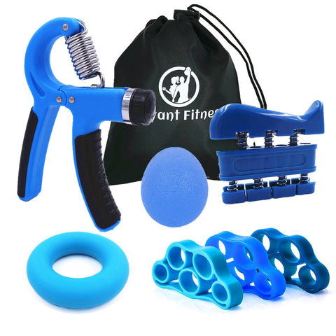 Hand Grip Strengthener Workout Kit