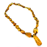 Amber Necklace, Dorothy