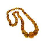 Amber Necklace, Elsie