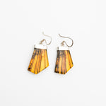 Amber Dangle Earrings, Mindy