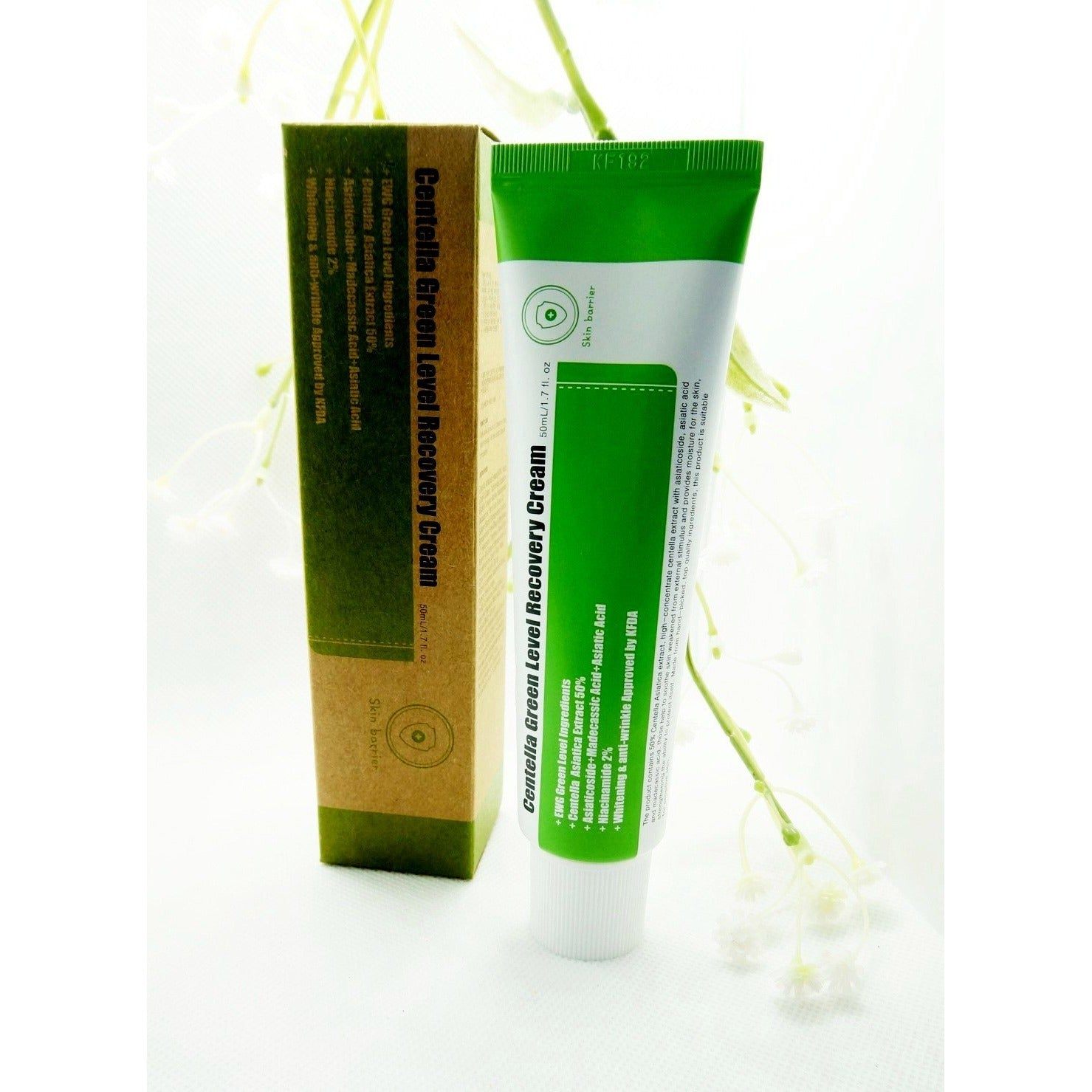 Centella Green Level Recovery Cream by Purito - SKIN.IS