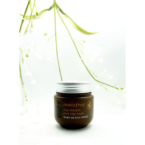 Jeju Volcanic Pore Clay Mask by Innisfree - SKIN.IS