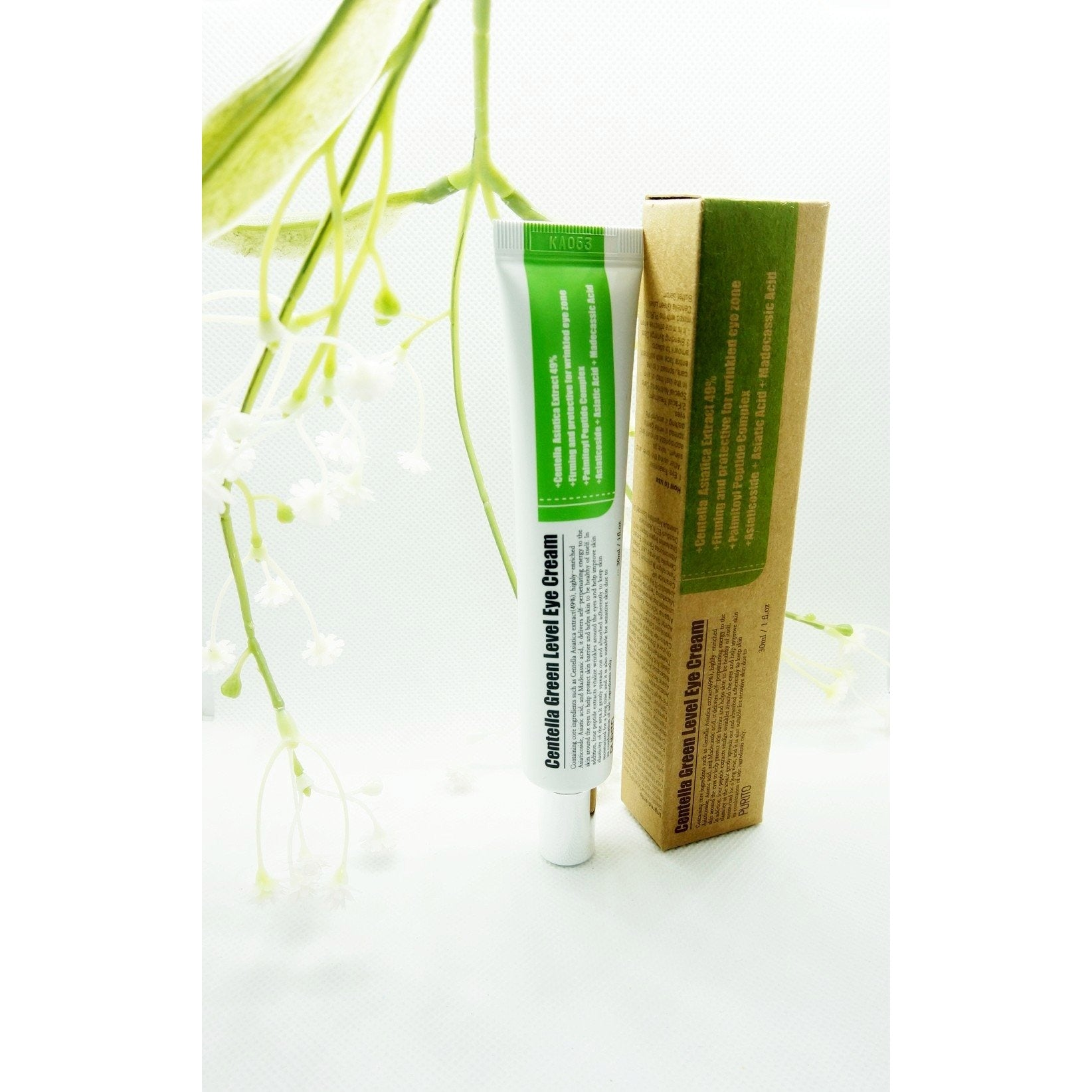 Centella Green Level Eye Cream by Purito - SKIN.IS