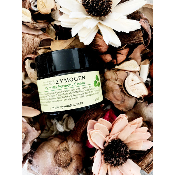 Centella Ferment Cream by Zymogen - SKIN.IS
