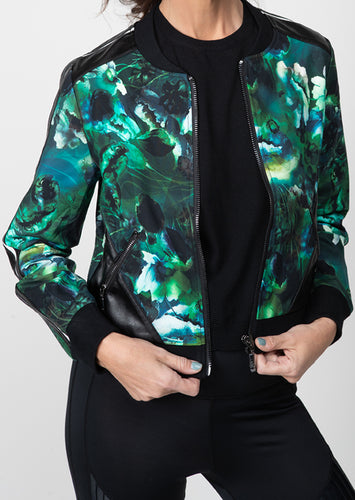 Emerald Active Jacket