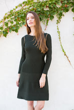Load image into Gallery viewer, Pilar Sweater Knit Dress
