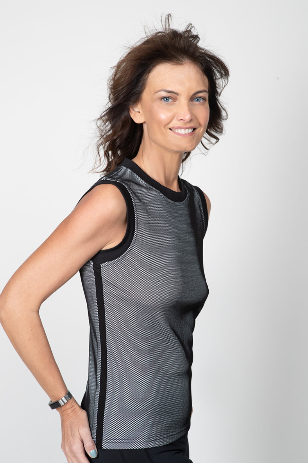 Ashley Bonded Top