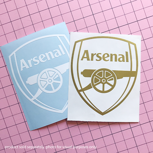 Arsenal Decal