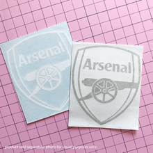 Load image into Gallery viewer, Arsenal Decal