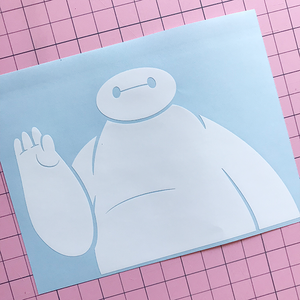 Baymax Decal