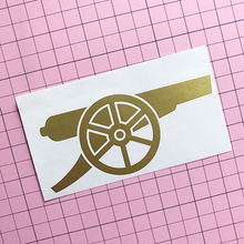 Load image into Gallery viewer, Gunners Decal