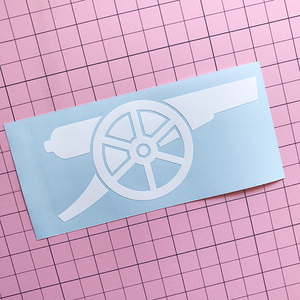 Gunners Decal