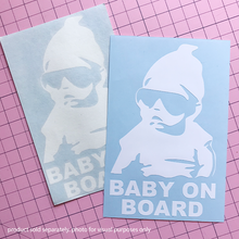 Load image into Gallery viewer, Hangover Baby decal