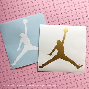 Jumpman Decal