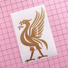 Load image into Gallery viewer, Liver Bird Decal