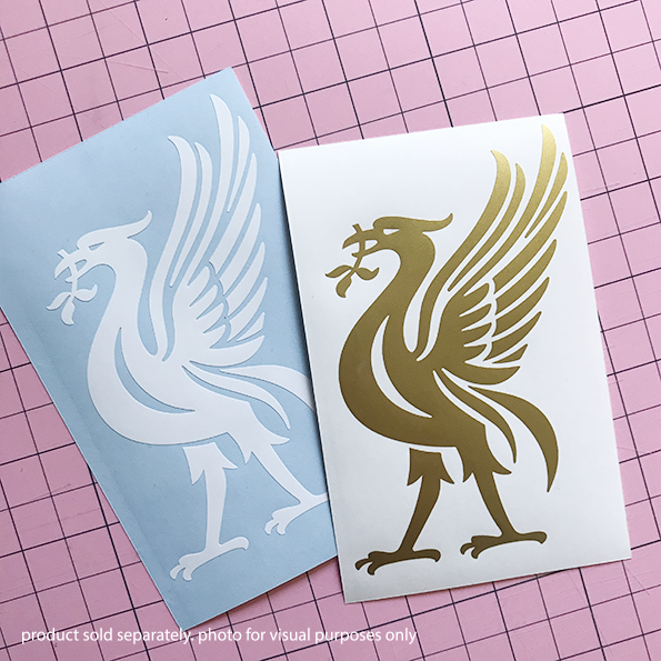 Liver Bird Decal
