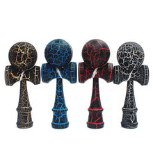 Load image into Gallery viewer, Kendama Cracks - Educational game - Wood N Toys