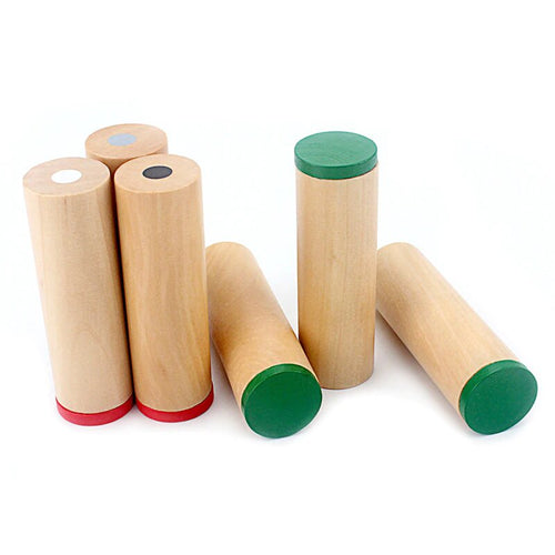 Sound boxes - Montessori material - Wood N Toys