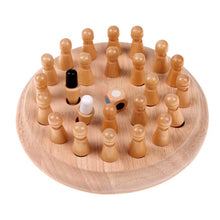 Load image into Gallery viewer, Wooden Color Memory - Board Game - Wood N Toys