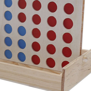 Wooden Power 4 - Board game - Wood N Toys