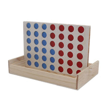 Load image into Gallery viewer, Wooden Power 4 - Board game - Wood N Toys