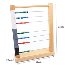 Load image into Gallery viewer, Abacus counter - Montessori material - Wood N Toys