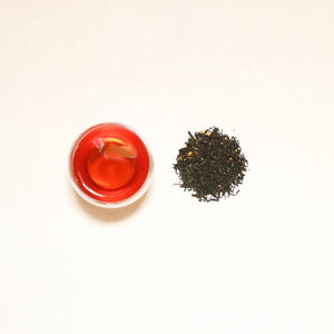 Sweet 001 / Japanese Black Tea with Navel orange