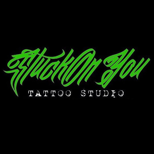 Stuck On You Tattoo
