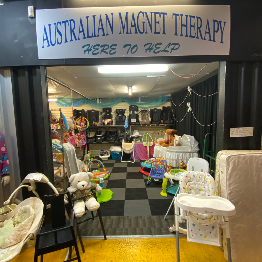 Tiny Tots Secondhand & Australian Magnet Therapy