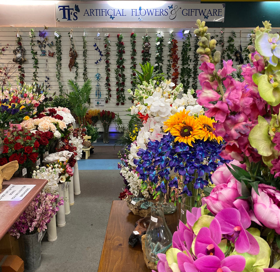 TT'S Artificial Flowers And Plants