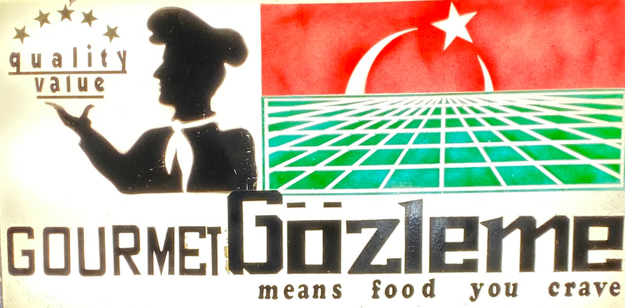 Original Turkish Gozleme