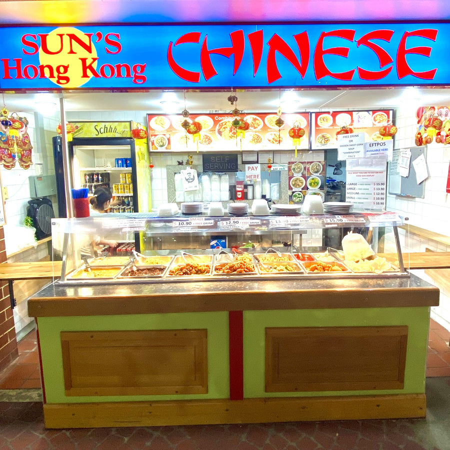 Sun's Chinese Fast Food