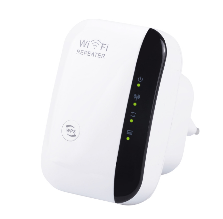 Cordless WIFI Repeater