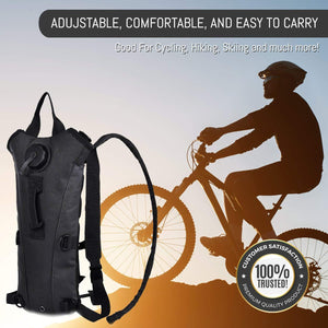 Hydro Water Backpack (with 2.5L Bladder)