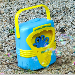 Baby Auto-Bubble Machine