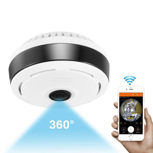 360° Online Realtime Surveillance Camera