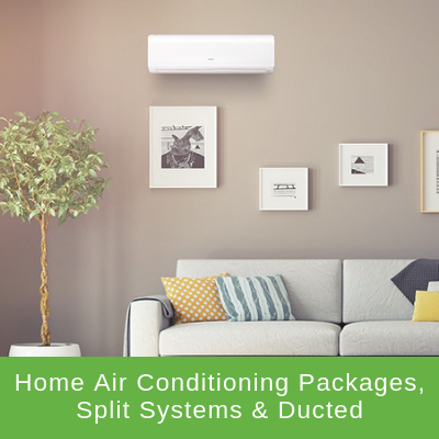 HOME AIR CONDITIONING PACKAGES