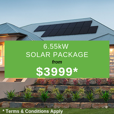 6.55kW Solar Package from