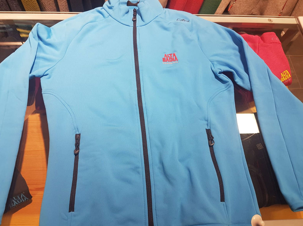 CMP, Pile Stretch Performance full zip Alta Badia uomo