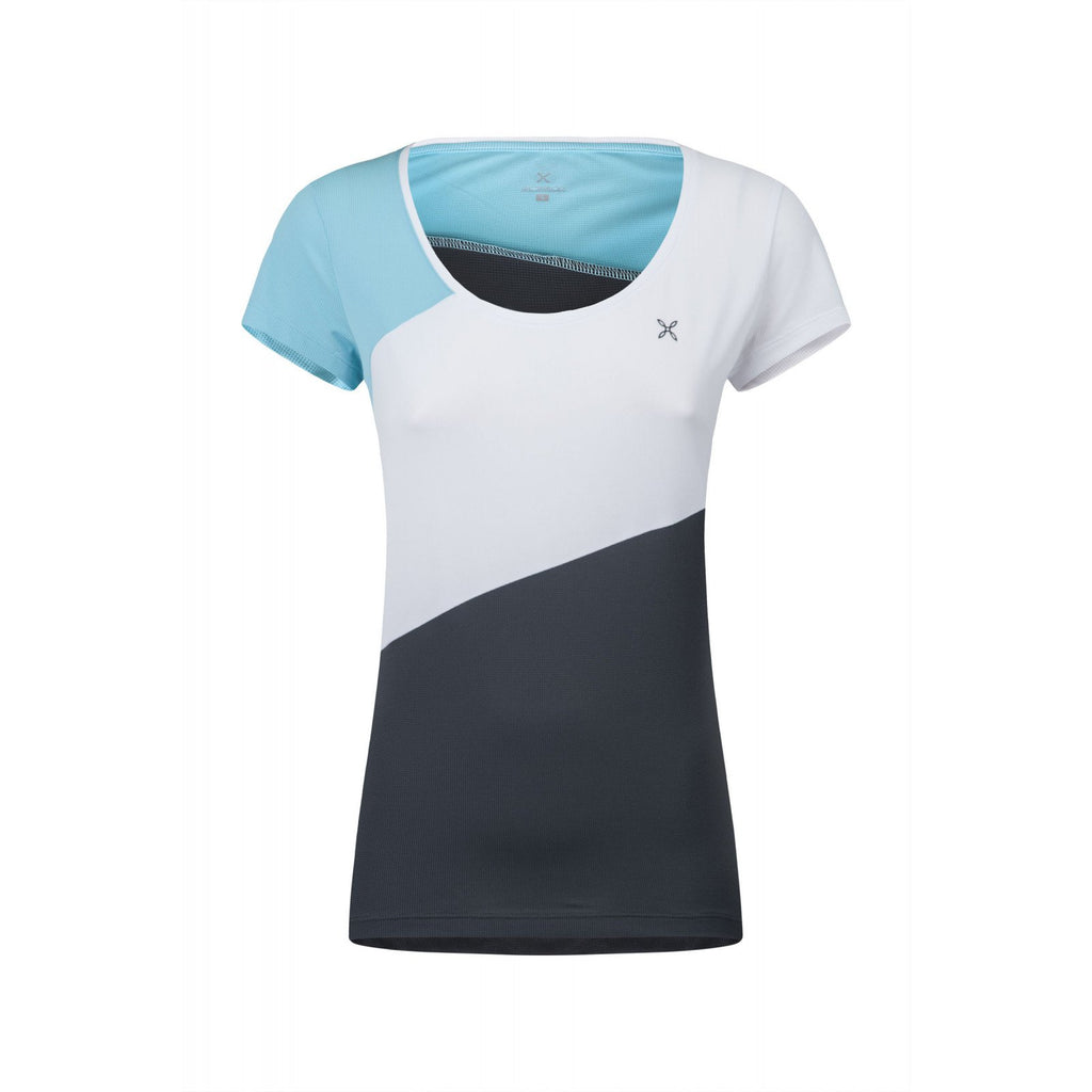 Montura, OUTDOOR STYLE T-SHIRT WOMAN, Montura
