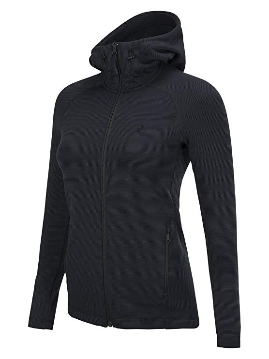 Peak Performance, WOMEN'S WAITARA ZIPPED HOOD