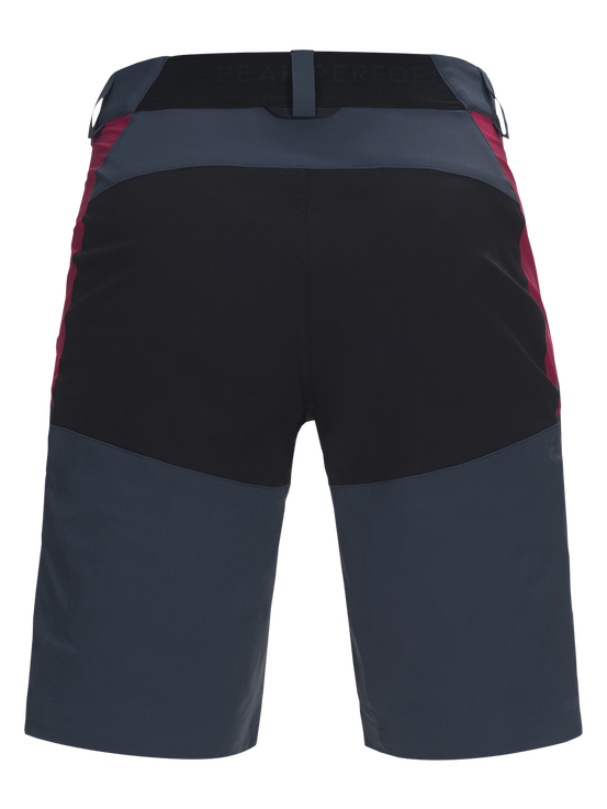 Peak Performance, WOMEN'S LIGHT SOFTSHELL CARBON OUTDOOR SHORTS, Peak Performance