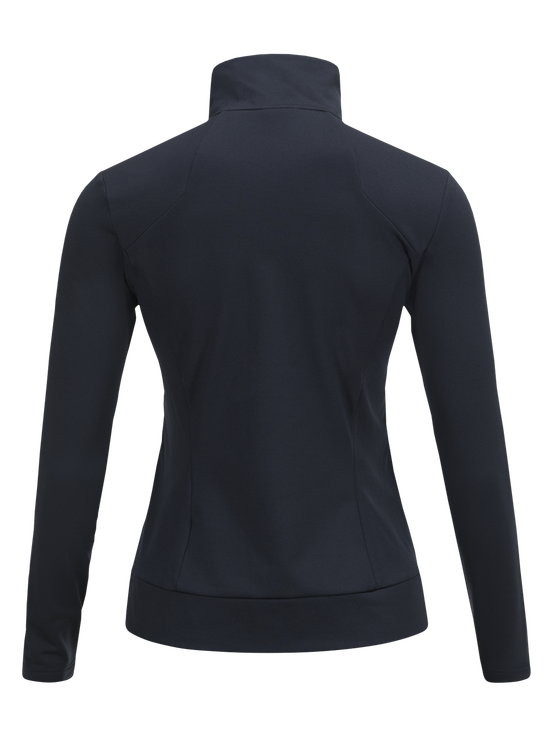 Peak Performance, WOMEN'S ACE ZIPPED MID-LAYER