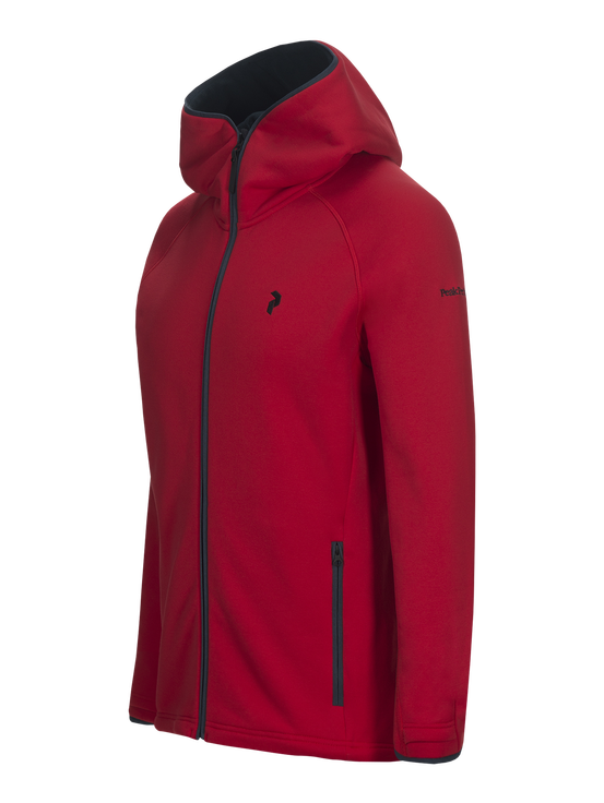 Peak Performance, MEN'S CHILL ZIP-UP MIDLAYER HOODIE