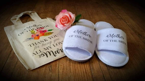 Slipper Gift Set