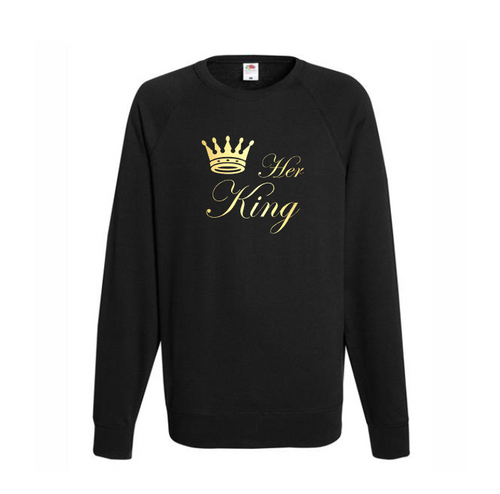 Her King Sweatshirt